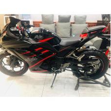 Bán xe Kawasaki Ninja300 abs biển 29A giá 92 triệu