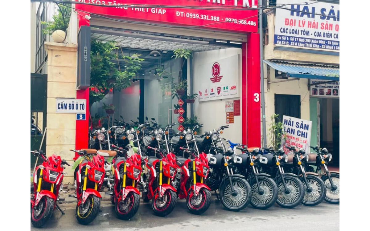 Lô xe mô tô giá siêu rẻ hà nội chỉ từ 2x triệu