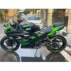 Bán xe Kawasaki Ninja 300 abs 2017 giá 83 triệu