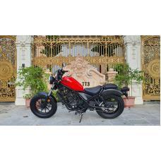 Bán xe Honda Rebel 300 ABS biển 29A1 giá 8X triệu